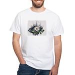 DAISY ART White T-Shirt