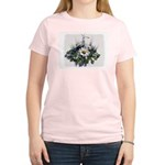 DAISY ART Women's Pink T-Shirt