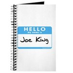 Joe King Journal