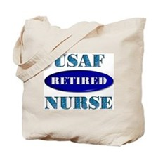 Retired USAF Tote Bag