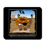 Pirate FruitCake Mousepad