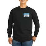 Ed Venture Long Sleeve Dark T-Shirt