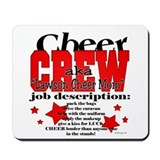 Lawson Cheer Crew Special Ord Mousepad