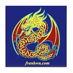 Dragon Tile Coaster
