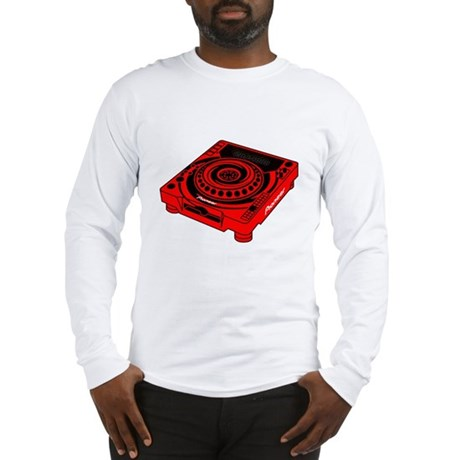 CDJ-1000 Swirl Long Sleeve T-Shirt