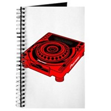 CDJ-1000 Swirl Journal