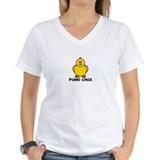 Piano Chick Shirt