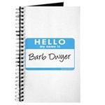 Barb Dwyer Journal