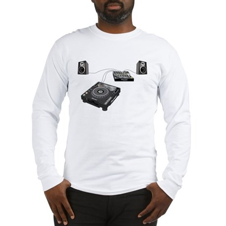 My CDJ Setup Long Sleeve T-Shirt