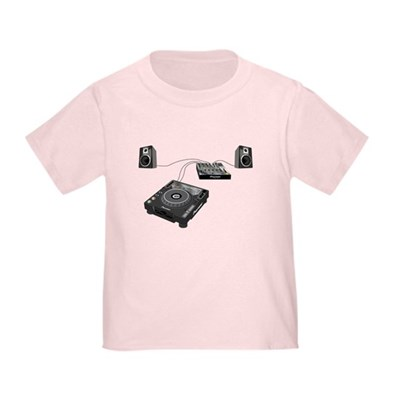 My CDJ Setup Toddler T-Shirt
