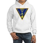 Magnolia Bike Police Hooded Sweatshirt