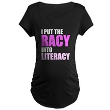 Racy Literacy T-Shirt
