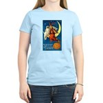 Owl and Witch Women's Light T-Shirt