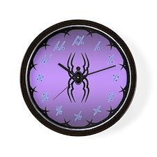 Drow Clock Wall Clock