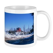 Lake Superior Lighthouse Mug