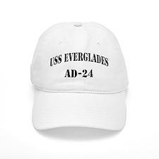 USS EVERGLADES Baseball Cap