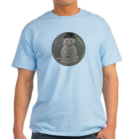 Snowman Light T-Shirt