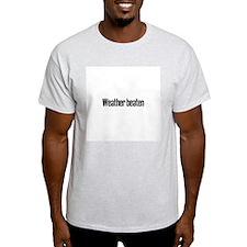 Weather beaten Ash Grey T-Shirt