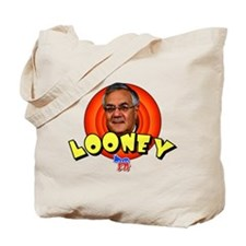 Looney Barney Frank Tote Bag