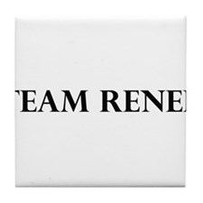 Team Renee Tile Coaster