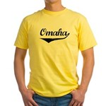 Omaha Yellow T-Shirt
