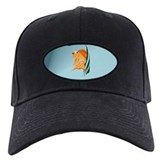 Fancy Gold Fish Baseball Hat