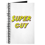 Super guy Journal