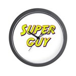 Super guy Wall Clock