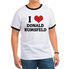 I Love Donald Rumsfeld T