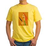 Funny Yellow T-Shirt