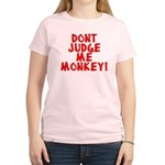 Monkey Judge Women's Light T-Shirt