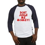 Monkey Judge Baseball Jersey