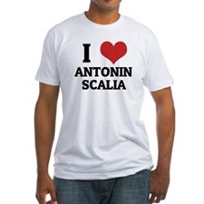 I Love Antonin Scalia Shirt