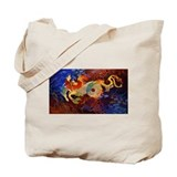 Queen of the Oceans Tote Bag