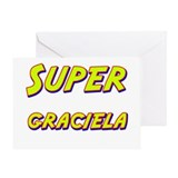 Super graciela Greeting Card