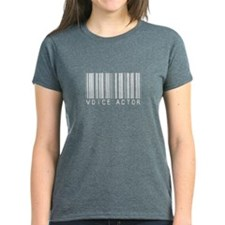 Voice Actor Barcode Tee