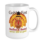 GobbleFest 1 (10x10 apparel) Mugs