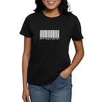 Viticulturist Barcode Women's Dark T-Shirt