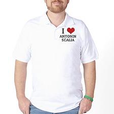 I Love Antonin Scalia T-Shirt