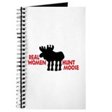 Real Women Hunt Moose Journal