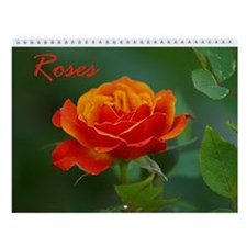 Roses Vol 1 Wall Calendar