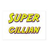 Super gillian Postcards (Package of 8)