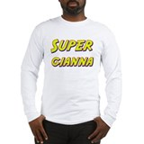 Super gianna Long Sleeve T-Shirt
