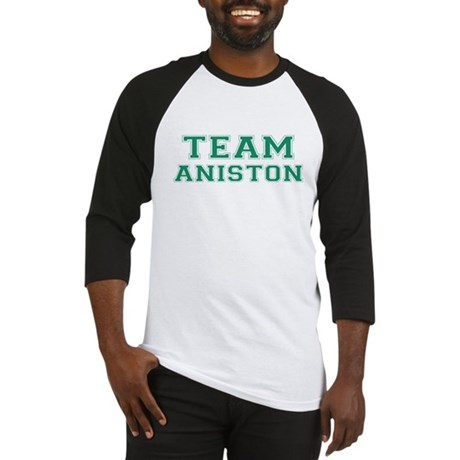 Team Aniston Baseball Jersey