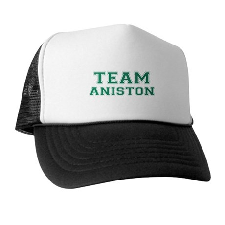 Team Aniston Trucker Hat