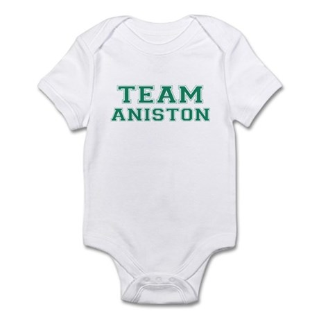Team Aniston Infant Creeper