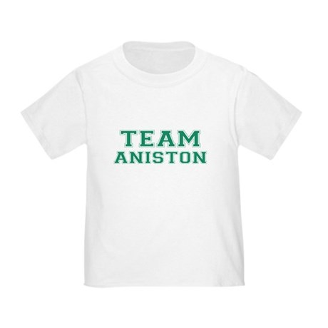 Team Aniston Toddler T-Shirt