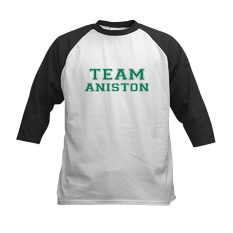 Team Aniston Kids Baseball Jersey