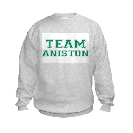 Team Aniston Kids Sweatshirt