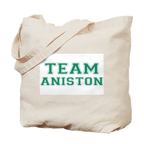 Team Aniston Tote Bag